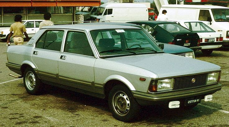 Fiat Argenta Series I – 1982