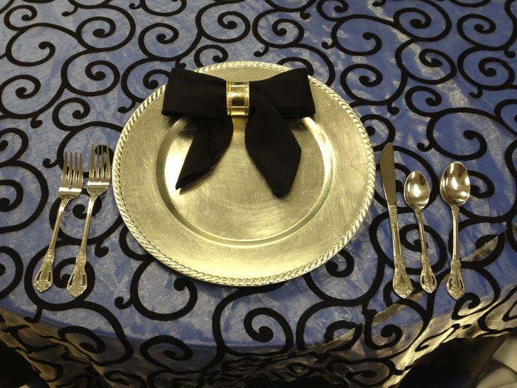 DIY Weddings: Napkin Fold - Bow