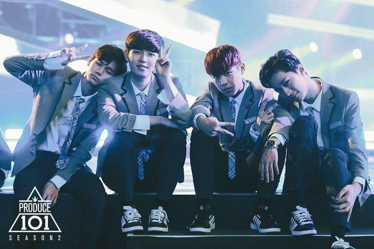 Ong, Jaehwan, Woojin, Guanlin