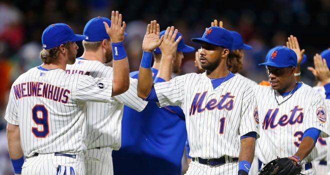 MLB : bombardeo carrera temprana guía Mets de Nueva York a la victoria convincente