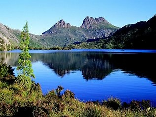 Cradle Mountain Tasmania.