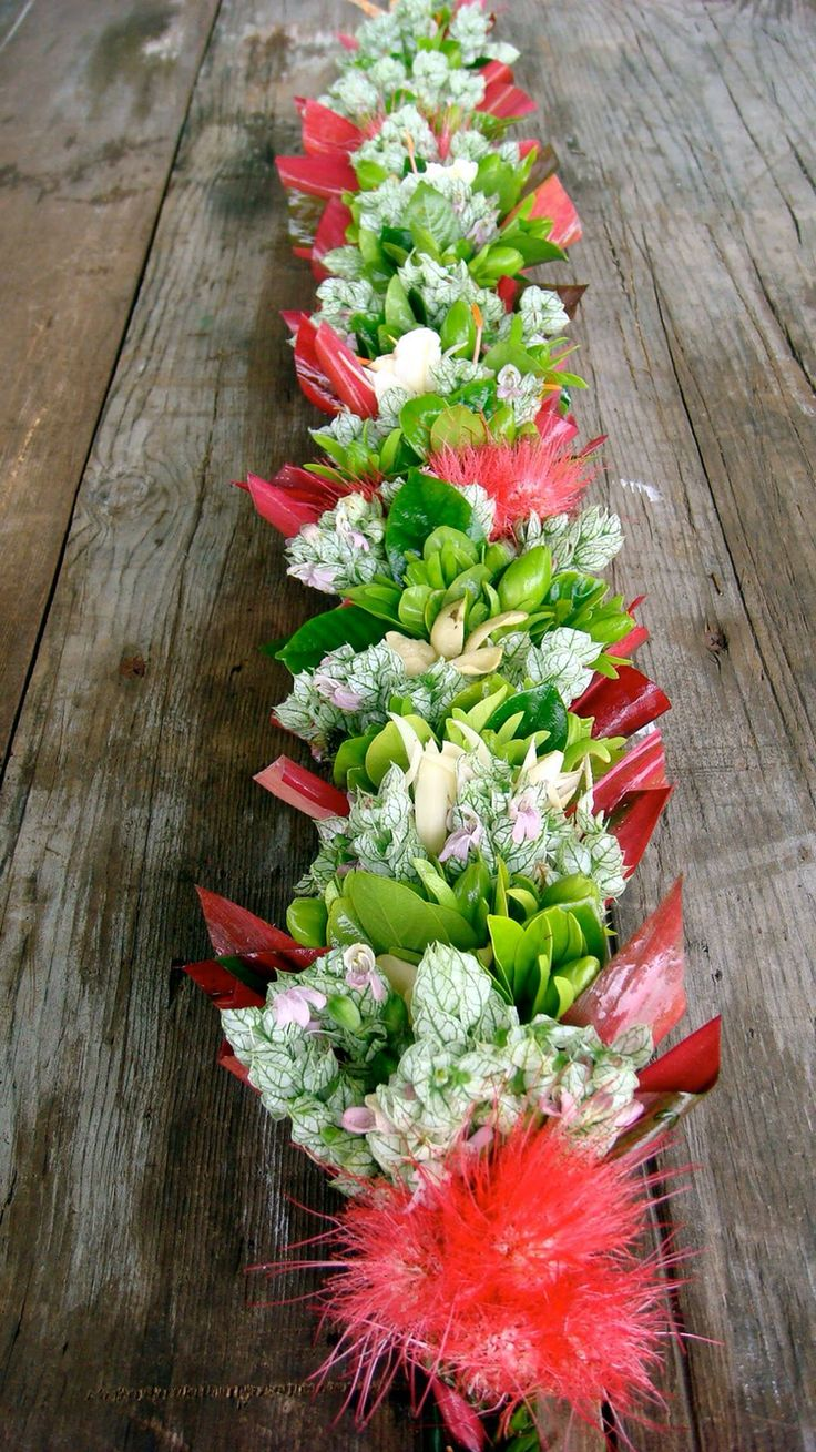 172 best lei images on pinterest floral wreath garlands and kuana torres is a magnificent lei maker as well as a premier song writer izmirmasajfo