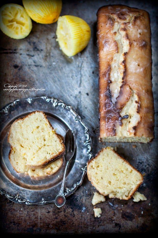 Ciasto cytrynowe (Lemon cake).