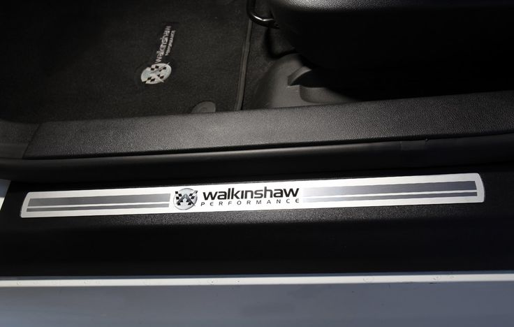 Walkinshaw Performance Custom Sill Plates - again no idea on price, but looks great.  http://www.walkinshawperformance.com.au/wp/au/products/default.asp?content=accessories&id=9