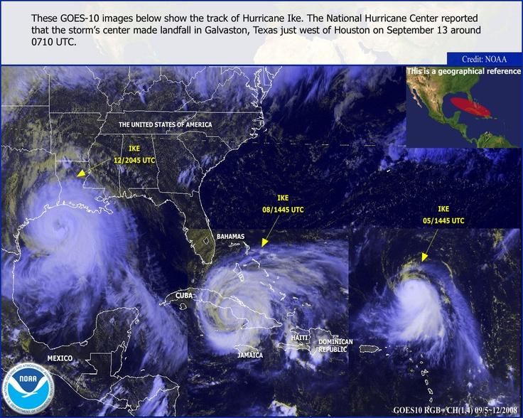57 Best Hurricanes Ike Amp Rita Images On Pinterest