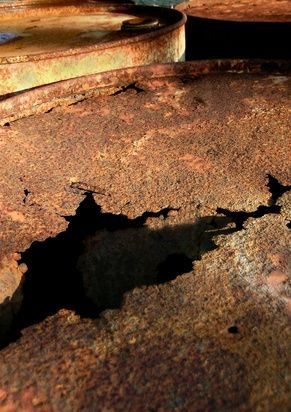 How to Fix Auto Body Rust Holes