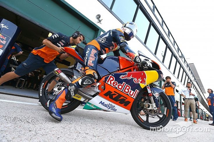 Ajo switches to KTM, signs Binder and Oliveira for 2017 Moto2 season