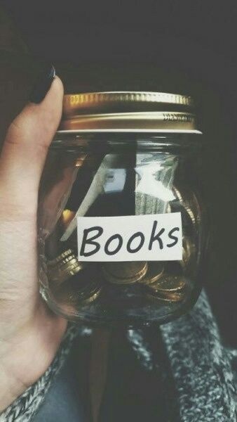 Wow this is such a great idea! Save up money for books