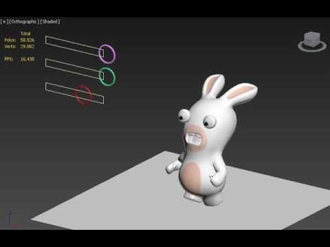 Animation Rabbit (Run)