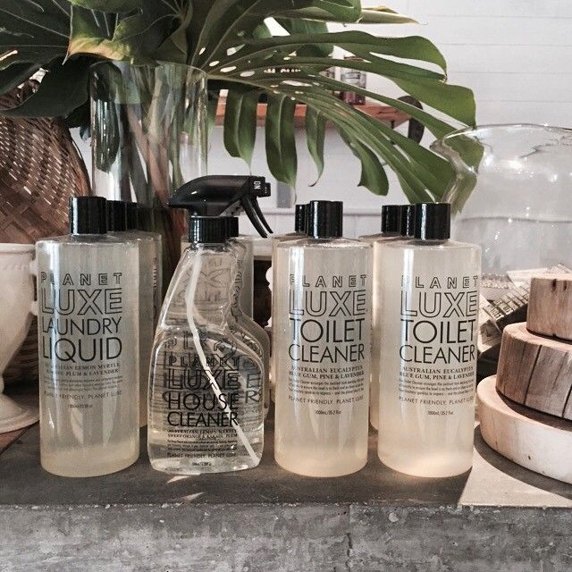 Planet Luxe Eco cleaning products | Little Rae General Store