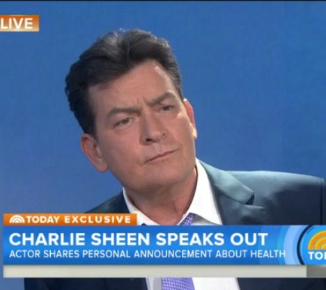 Charlie Sheen to reveal HIV positive status, US media say