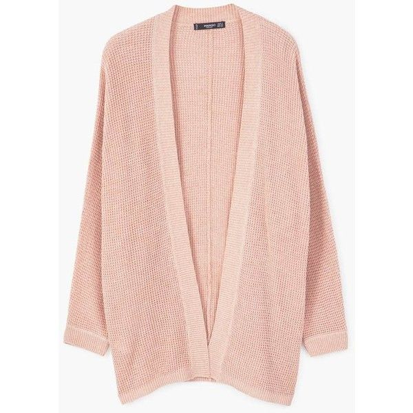 Dolman Sleeve Cardigan ($24) ❤ liked on Polyvore featuring tops, cardigans, chunky cable knit cardigan, cable knit cardigan, bat sleeve cardigan, long length tops and cable cardigans
