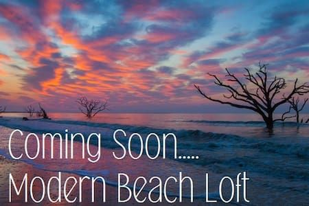 Check out this awesome listing on Airbnb: Coming Soon, Fully remodeled Beach loft. - Lofts for Rent in Edisto Island