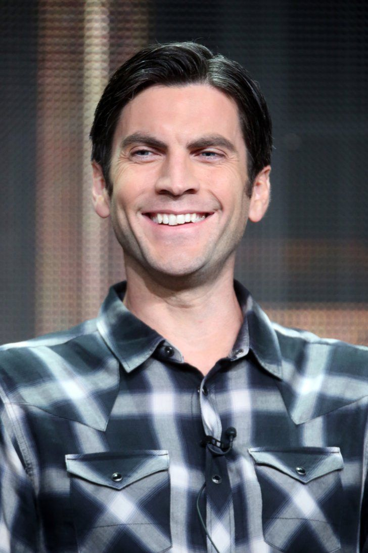 Pin for Later: Meet the Twisted Characters of American Horror Story: Hotel Wes Bentley as Detective John Lowe