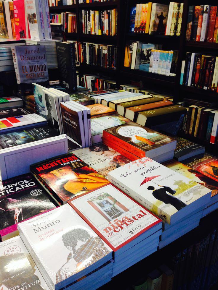 Feria Chilena del Libro.