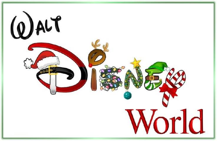 Walt Disney World ~ Christmas Style