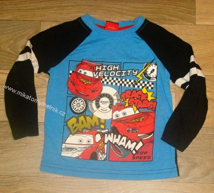 CARS bavl.triko