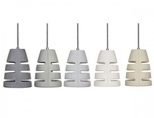 The concrete light fittings of Urbi et Orbi - The Greek Foundation