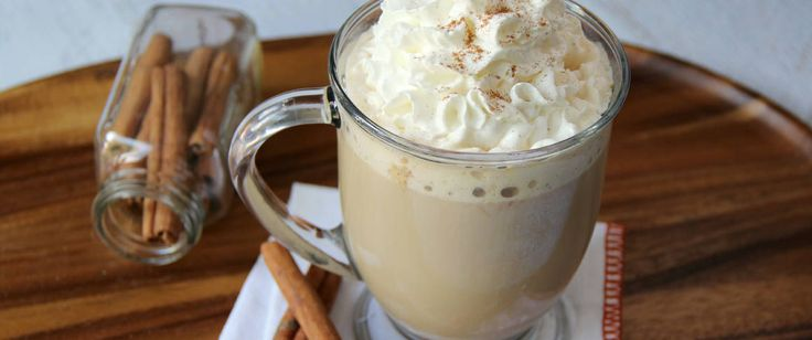 Warm up your fall gathering with this spicy slow-cooker pumpkin latte recipe!