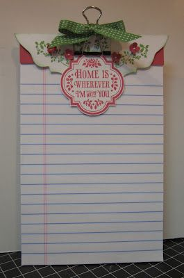 Decorated Notepads