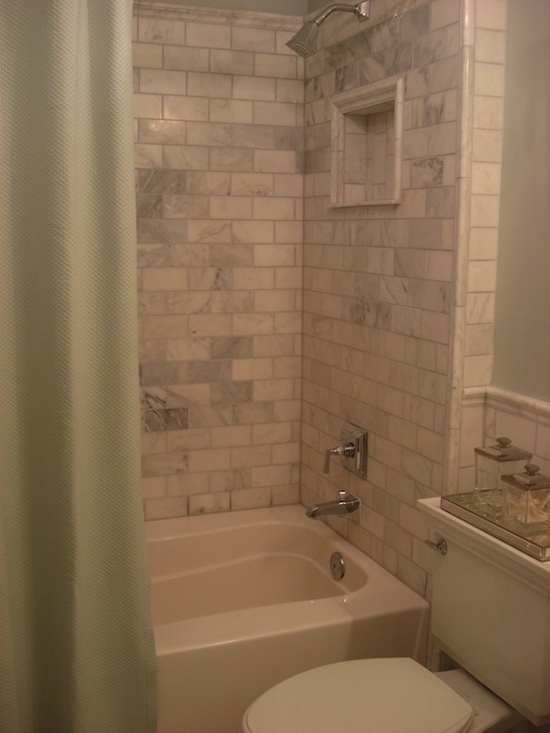 1000 Images About Shower Tile On Pinterest Tub Shower Combo Travertine Shower And Travertine