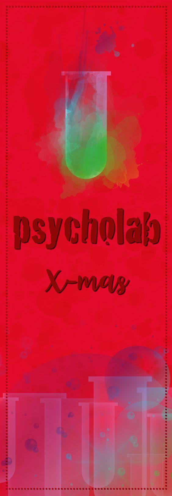 Lustige Geschenkideen und kreativer Spaß für alle, die dem täglichen Labor-Voodoo sowie dem alljährlichem Weihnachtswahnsinn ausgeliefert sind!