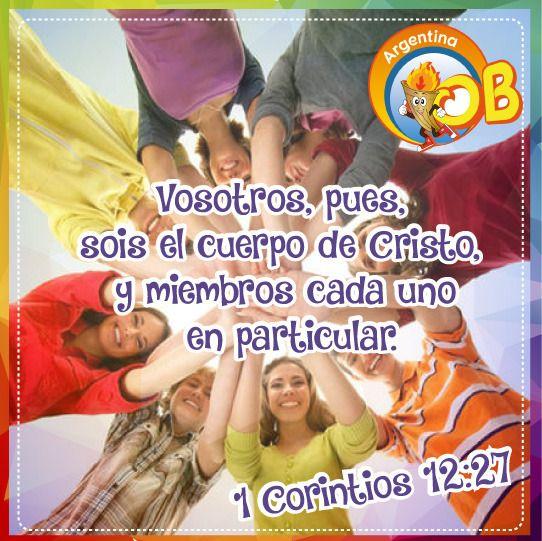 1 Corintios 12.27
