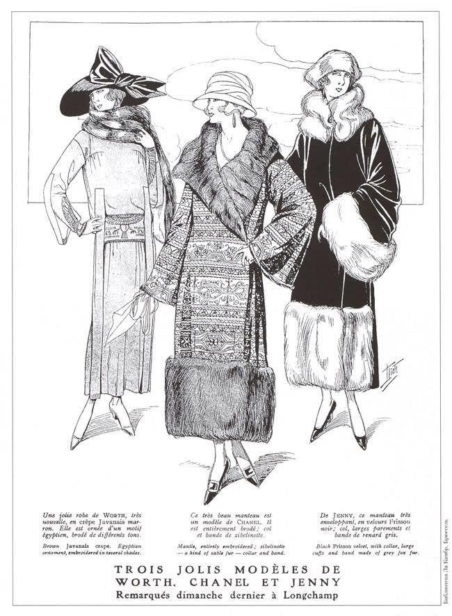 1673 best 1920's fashion illustrations images on Pinterest