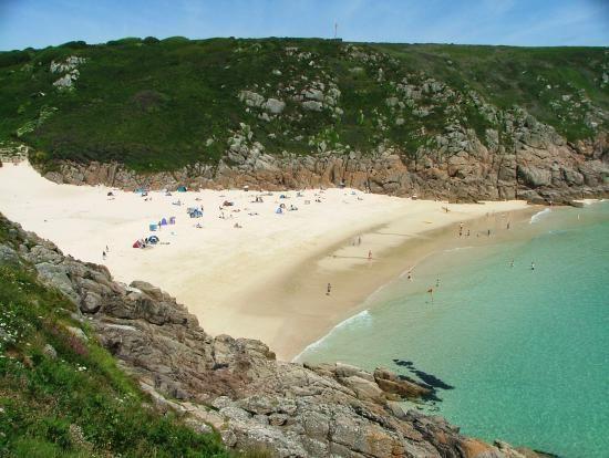 porthcurno beach (what a beach!!!)