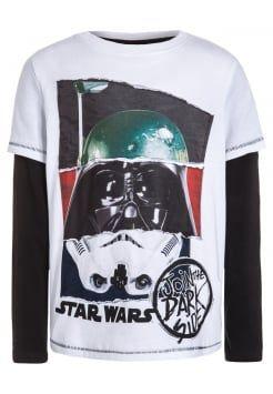 Desigual - TORN - Camiseta manga larga - blanco