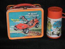 The Krofft Supershow Wonderbug Electra Woman 1976 Aladdin Lunch Box Thermos & Aladdin lunch box en Pinterest | Anuncios vintage Anuncios retros ... Aboutintivar.Com
