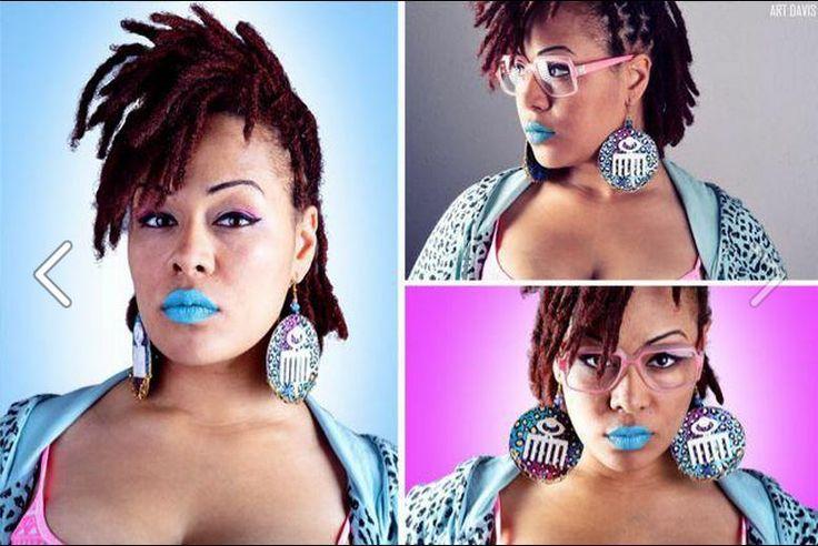 locs earrings http://www.ameyostylez.com/
