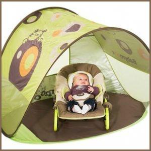 Une tente anti UV à gagner sur le blog @Stefania Giannella Oblitas Cloud