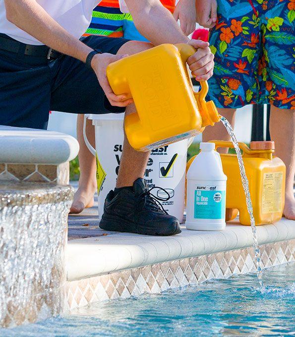 Benefits Of Liquid Chlorine Pool Chlorine Pool Shock Pool