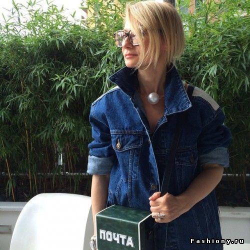 Эвелина Хромченко: новые образы
