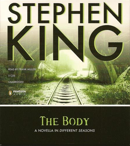 the body by stephen king essay Free essays on 1408 stephen king the body stephen king in the novel the body by stephen king the character gordie lachance is a very girfted kid.