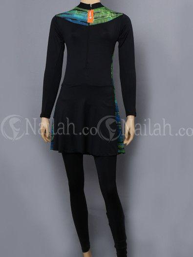 Bestseller! Modern Baju renang muslim - www.nailah.co