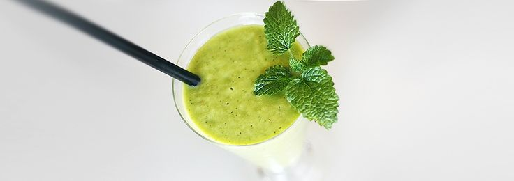 Spenótos, ananászos smoothie recept | Pödör