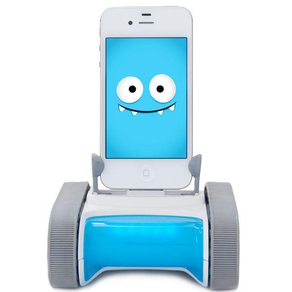 Romo the Smartphone Robot @Fluoronerd: Alex Jackson