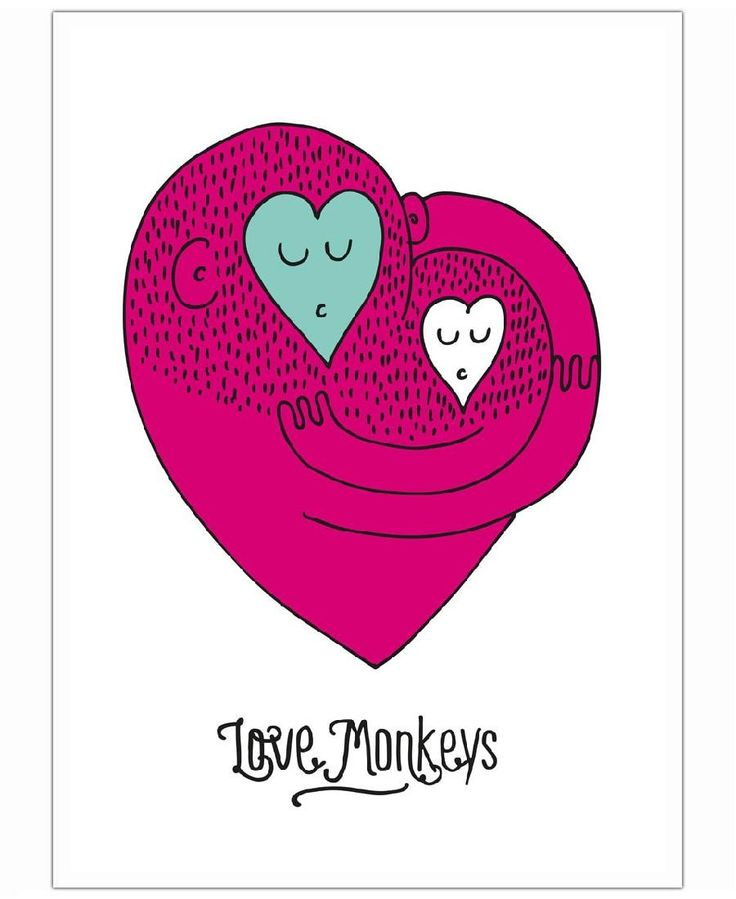Love Monkeys of a Love Supreme now on JUNIQE!
