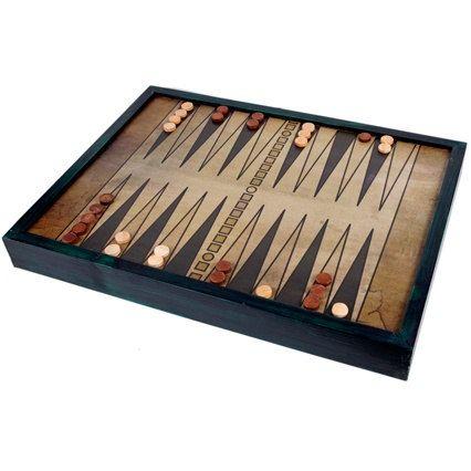 backgammon board game by buxaina on etsy - Backgammon Game