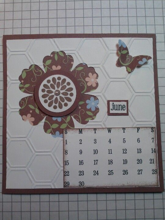 Stampin Up Calendar Ideas : Best cd calendar ideas images on pinterest