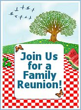 reunion banners design templates - 14 best images about family events flyers on pinterest