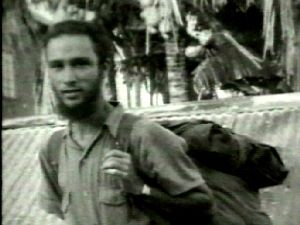 Young Pierre Trudeau