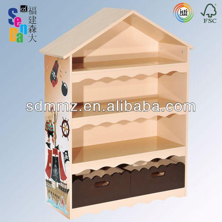 enjoyable design superman shelf. Kids Wooden Book Shelf  Toy Storage 613 best images on Pinterest Child room Play