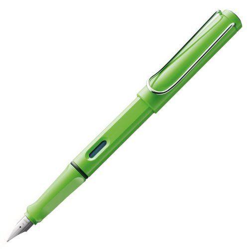 Lamy Safari Reservoar Shiny green hos Pen Store - Billiga, snabba och vassast på pennor - frakt till hela Sverige!