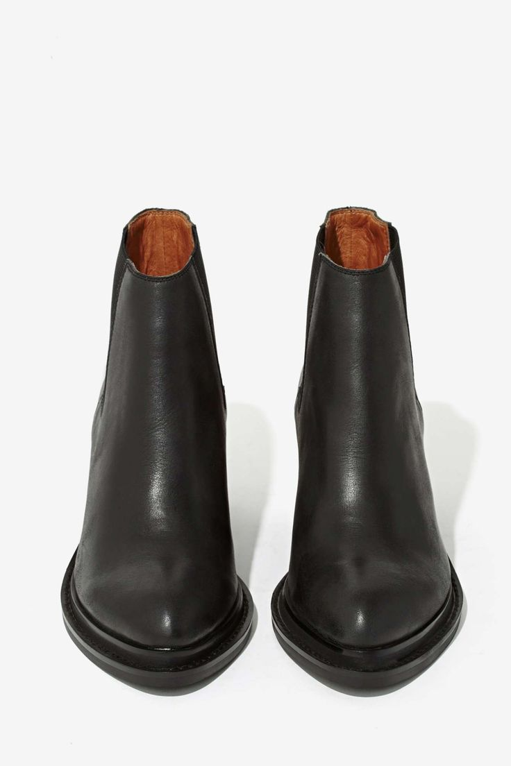 Jeffrey Campbell Kincaid Leather Boot |