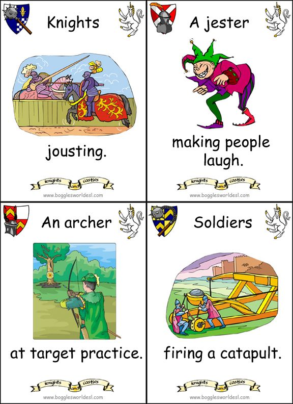 great printables for medieval lapbook