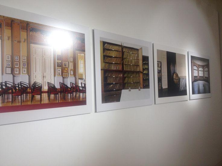 Visualising the Ottoman Empire exhibition: photo series