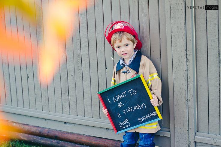 creative school photo idea